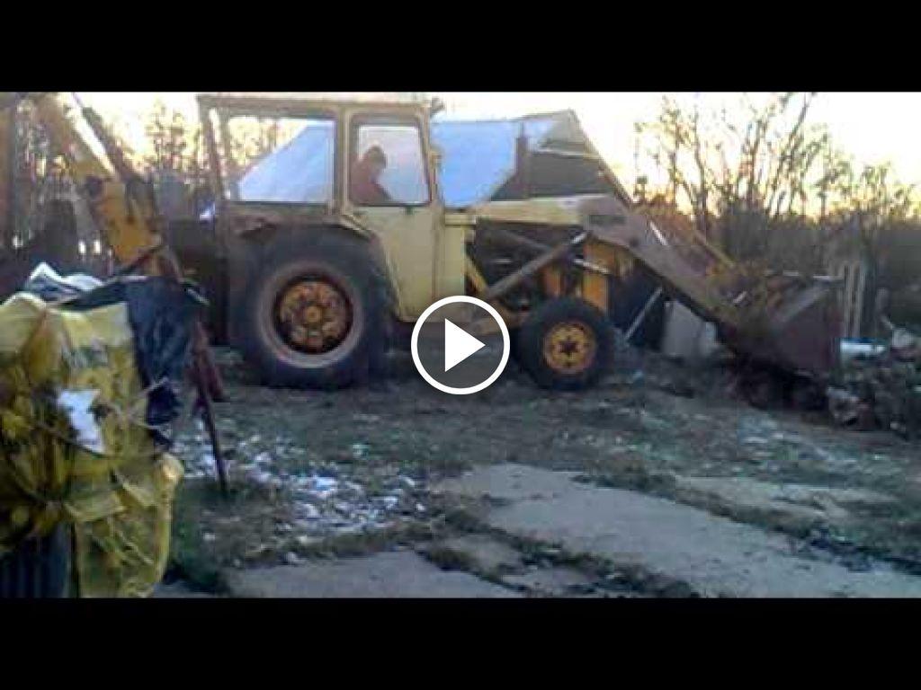 Vidéo Massey Ferguson 50 B