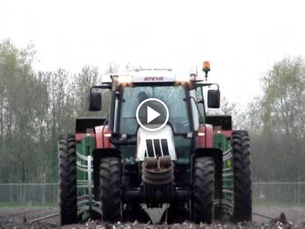 Videó Steyr 9100 M