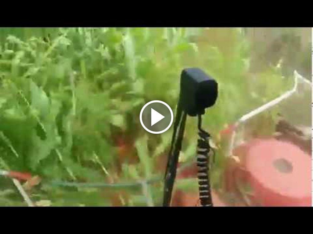 Video Claas Jaguar 870