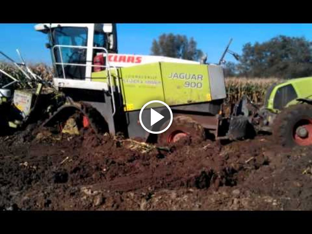 Video Claas Jaguar 900 - 2007