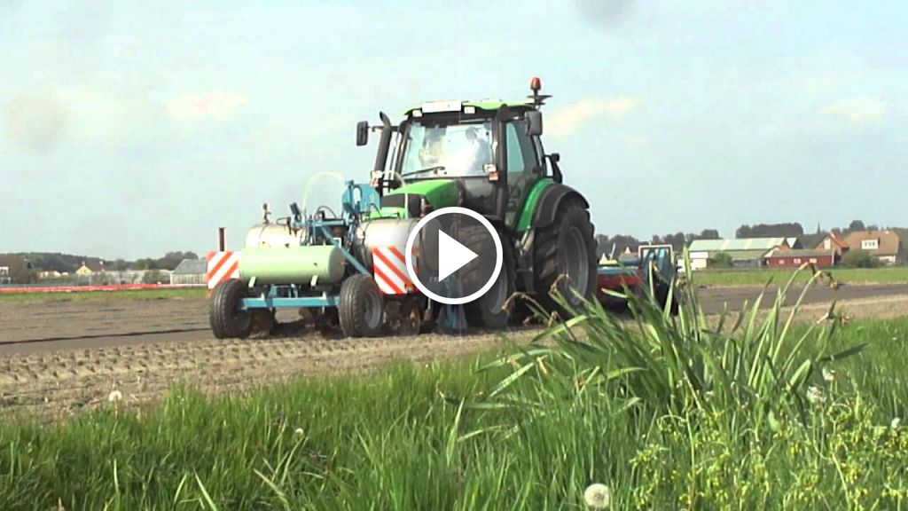 Video Deutz-Fahr Agrotron 108