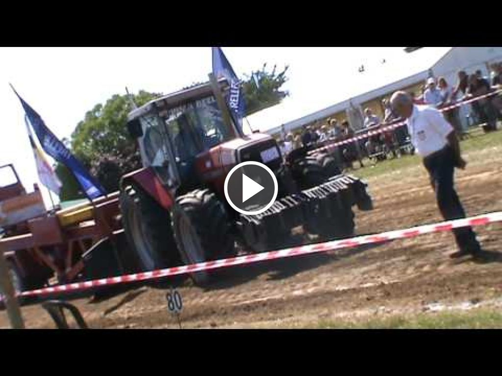 Vidéo Massey Ferguson 3690