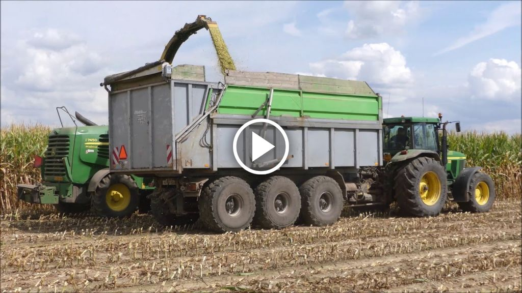 Video John Deere 7450i Prodrive