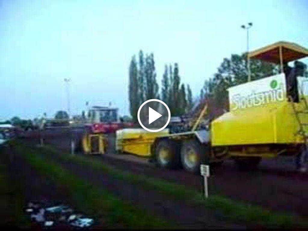 Videó Steyr 8165