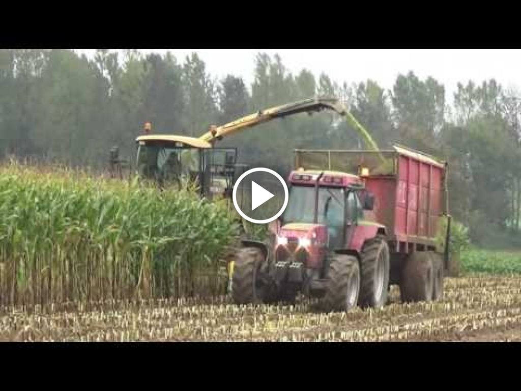 Video New Holland FX 58