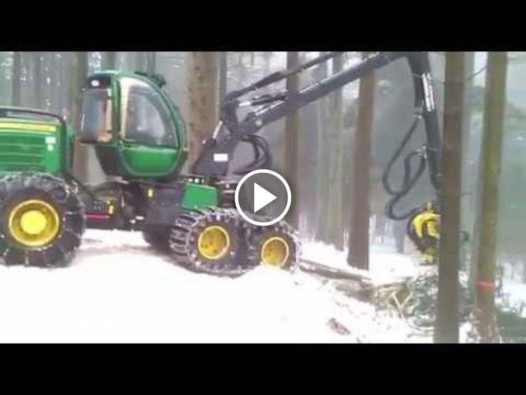 Video John Deere 1270E