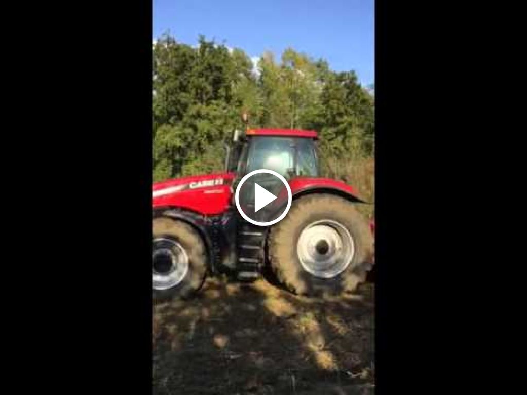 Video Case IH Magnum 340 CVX