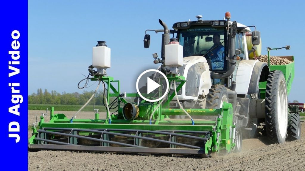 Video Valtra T202 Direct