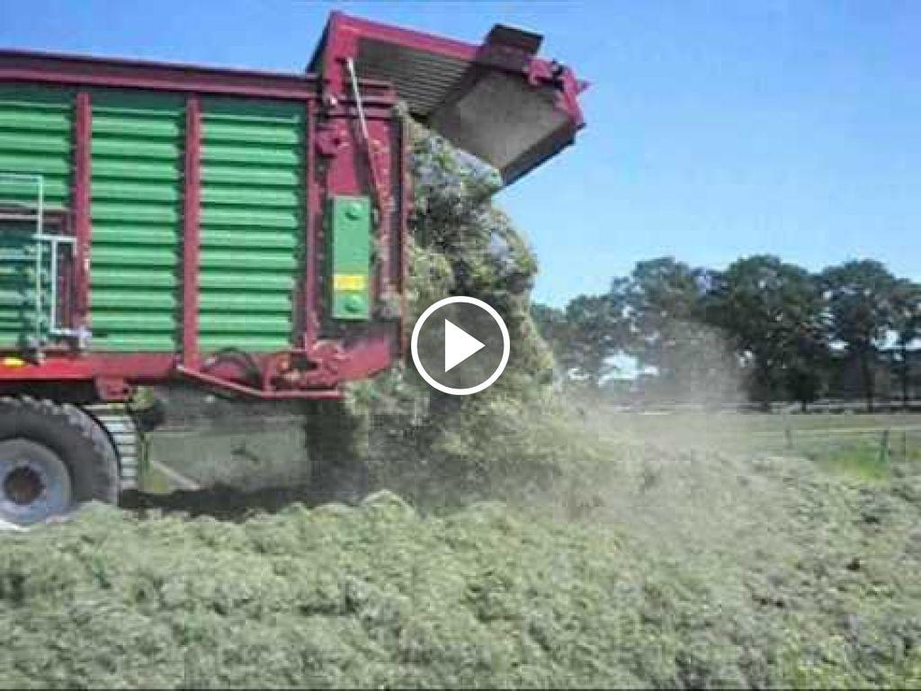 Vidéo Massey Ferguson 6485 Dyna 6