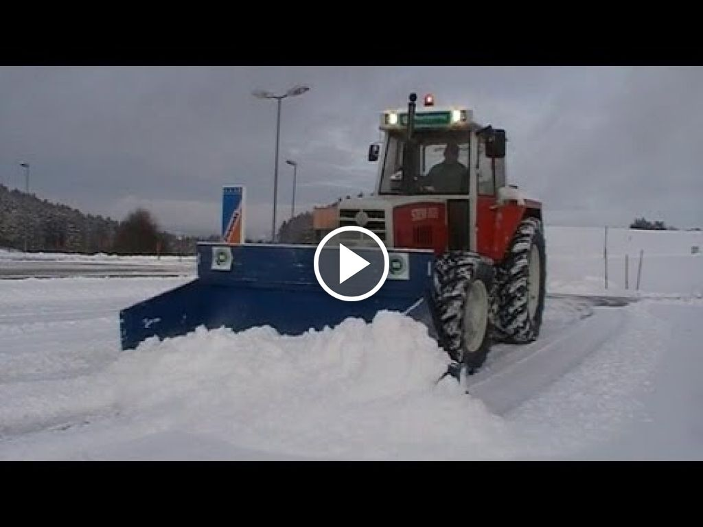 Video Steyr 8120