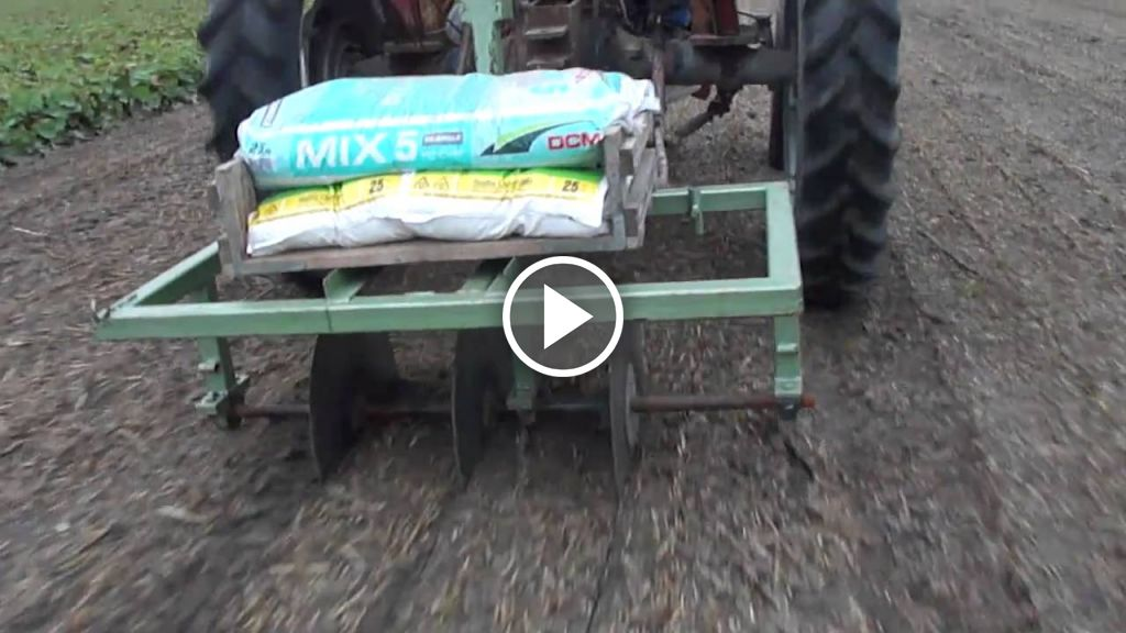 Vidéo Massey Ferguson 35 X