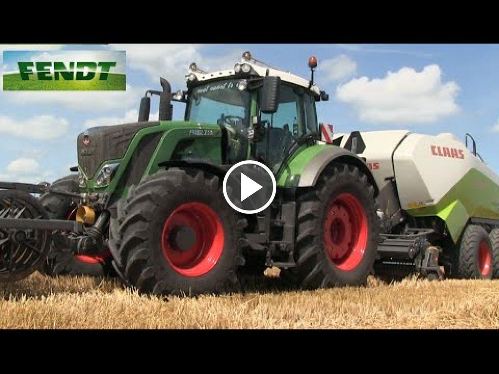 Video Claas Quadrant 3400