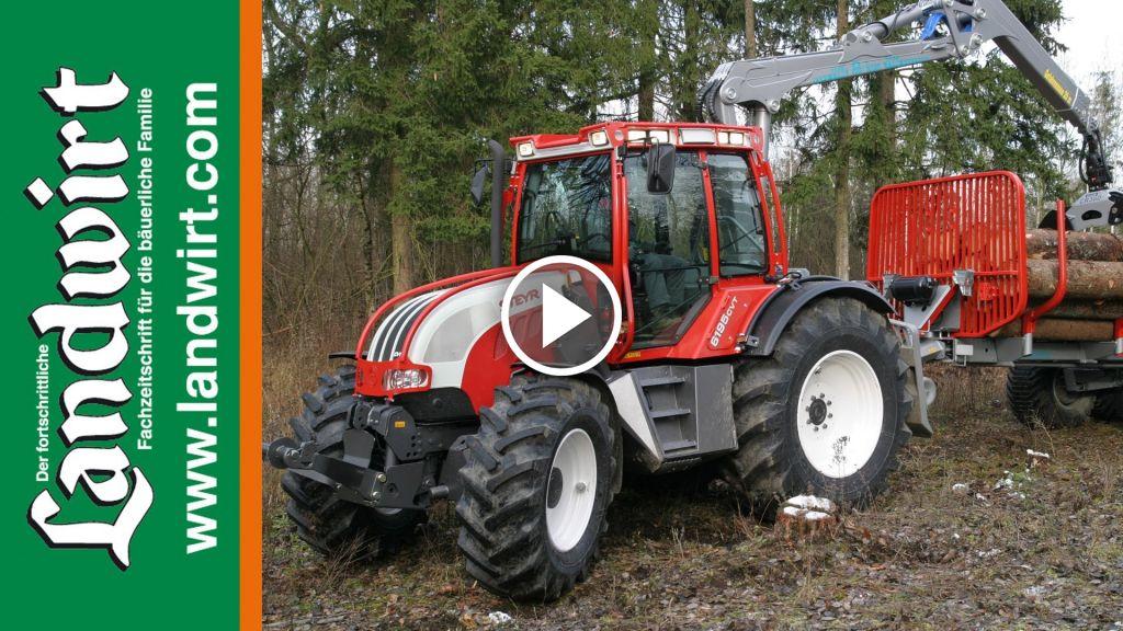 Videó Steyr Kommunal