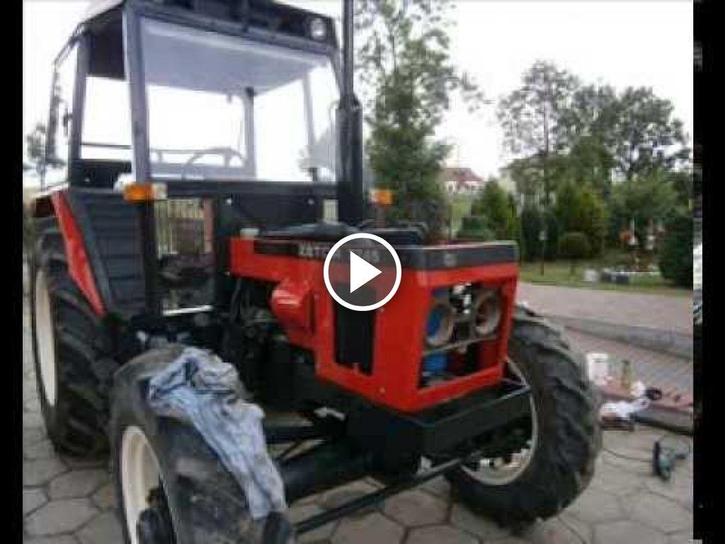 Video Zetor 7745