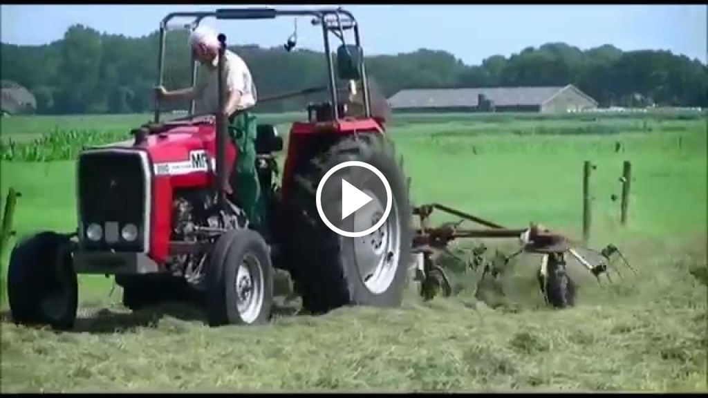 Video Massey Ferguson 260