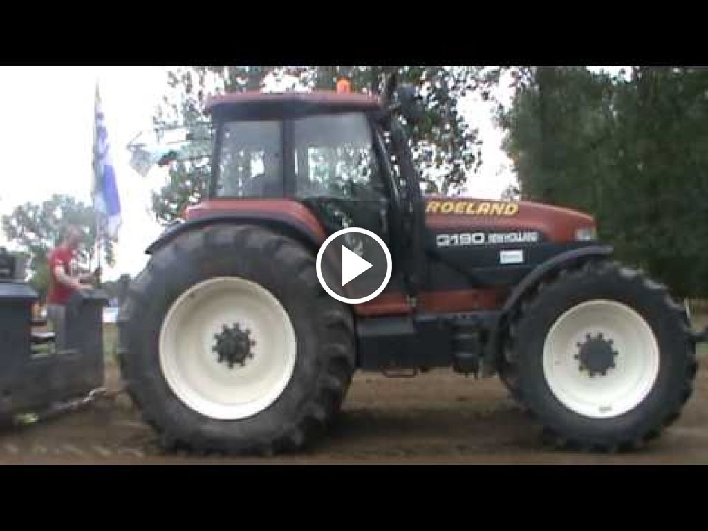Video New Holland G 190
