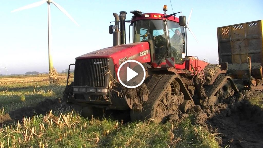 Video Case IH Steiger 535