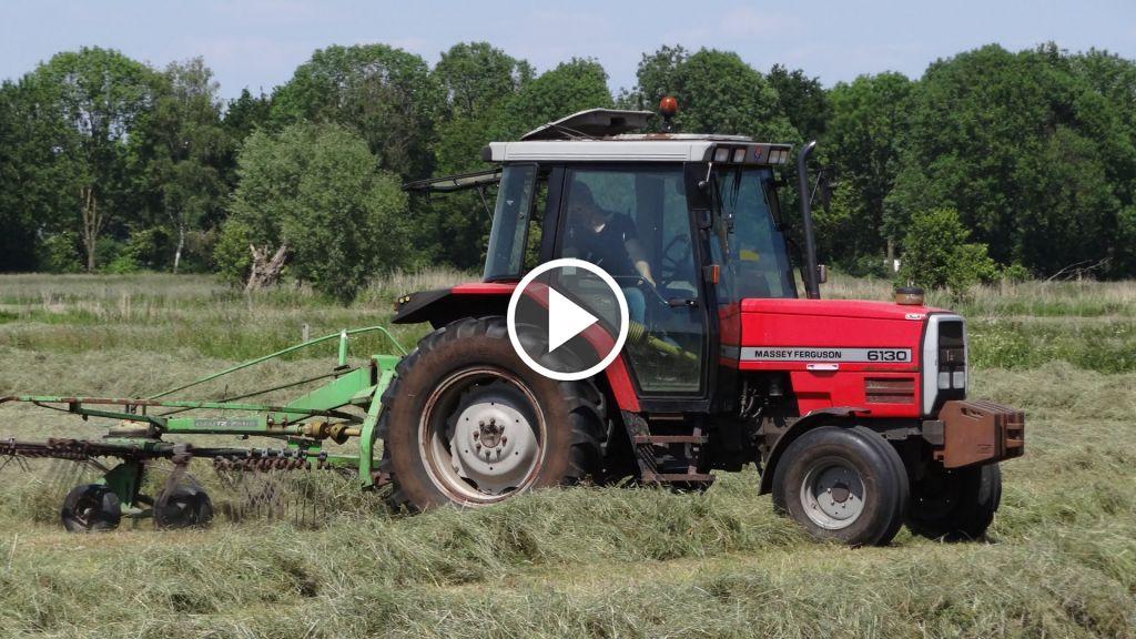 Vidéo Massey Ferguson 6130