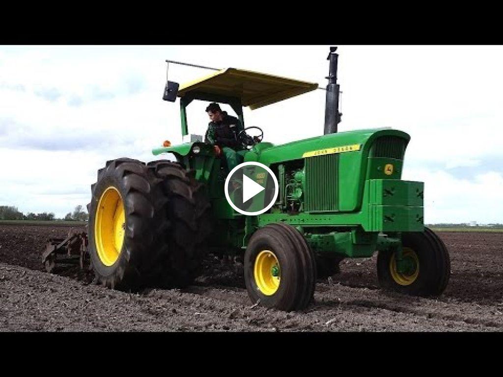 Video John Deere 4620
