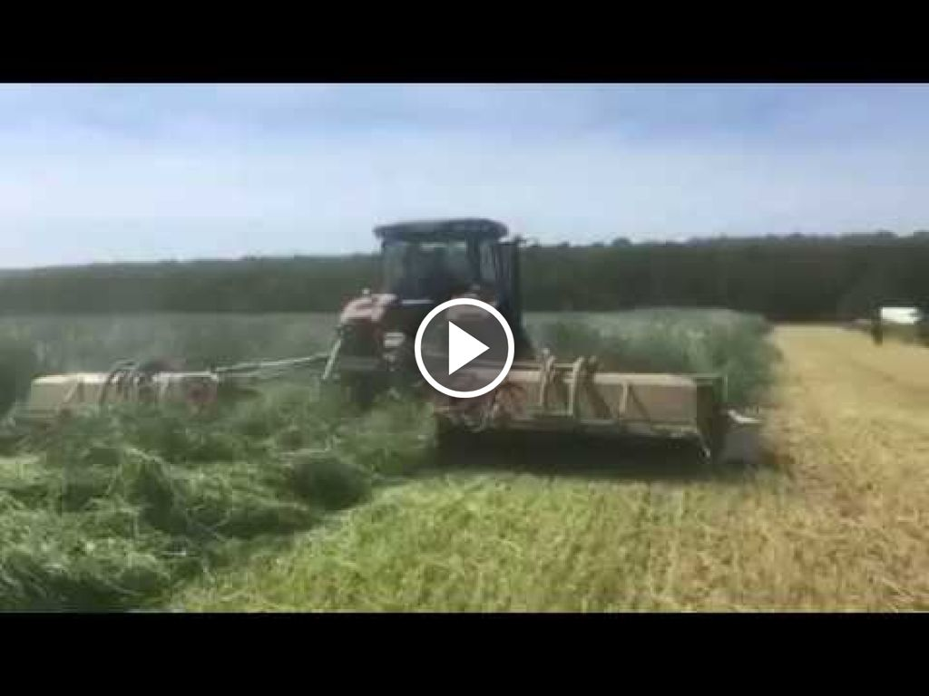 Wideo John Deere 7R serie