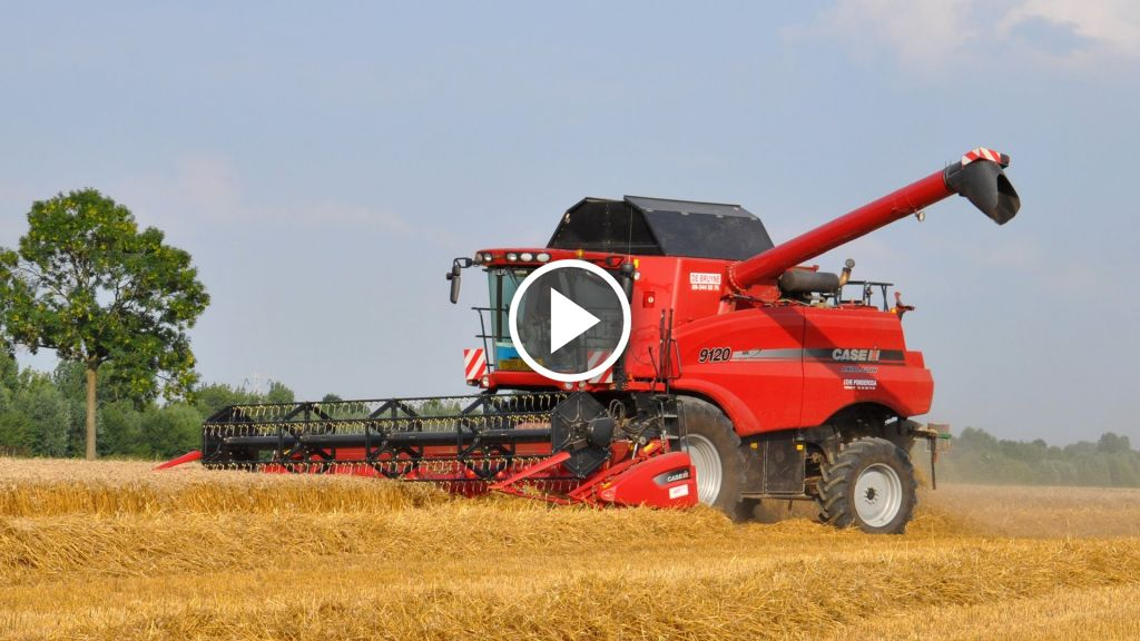Wideo Case IH Axial Flow 9120