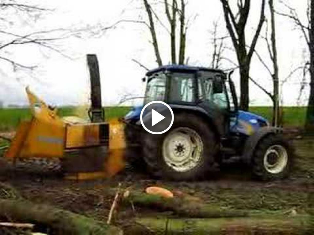 Video New Holland TL-A