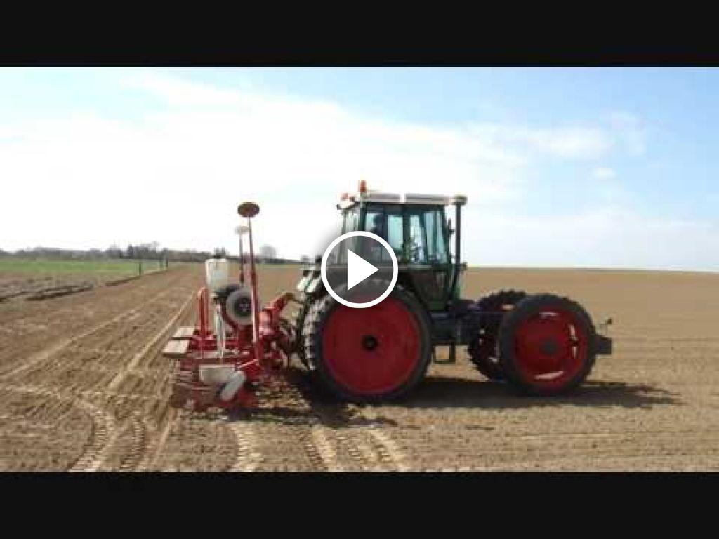 Wideo Fendt F 395 GT