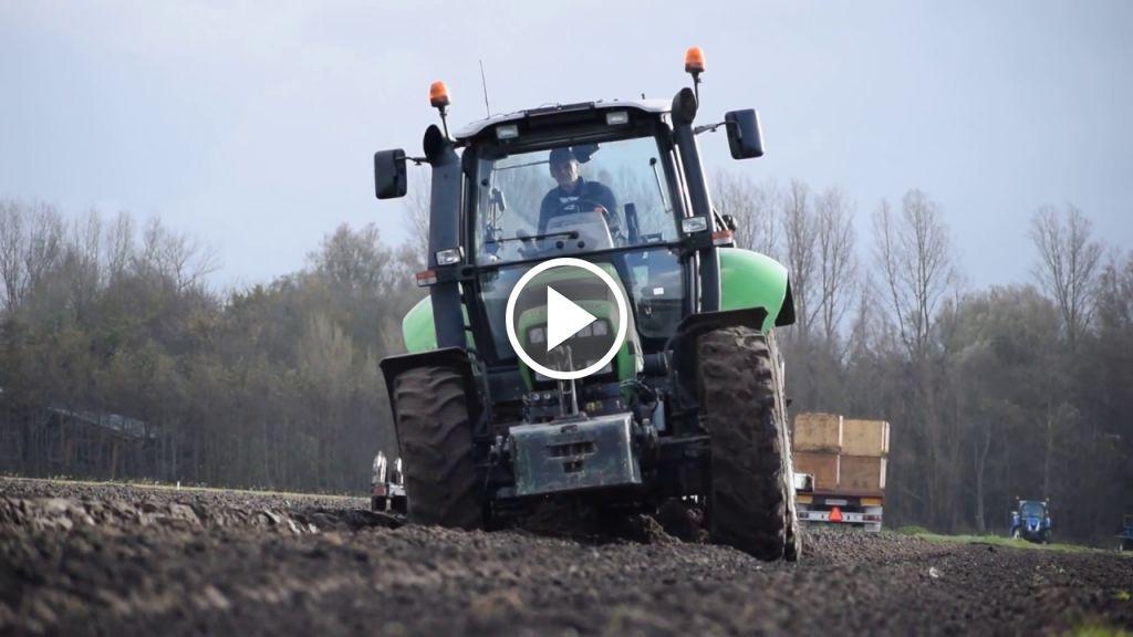 Video Deutz-Fahr Agrotron TTV