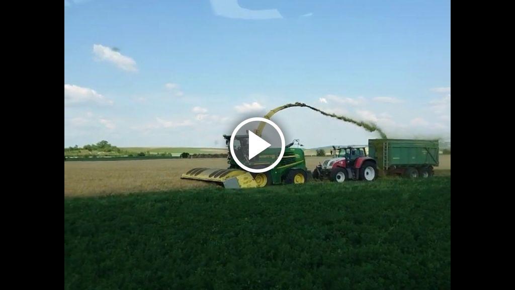 Video Steyr CVT 6145