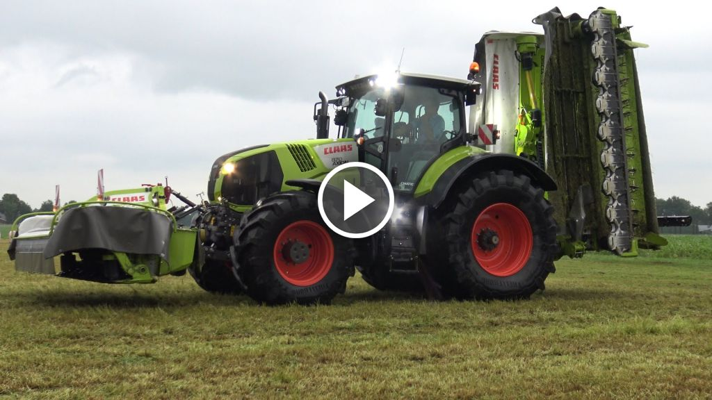 Video Claas Challenger