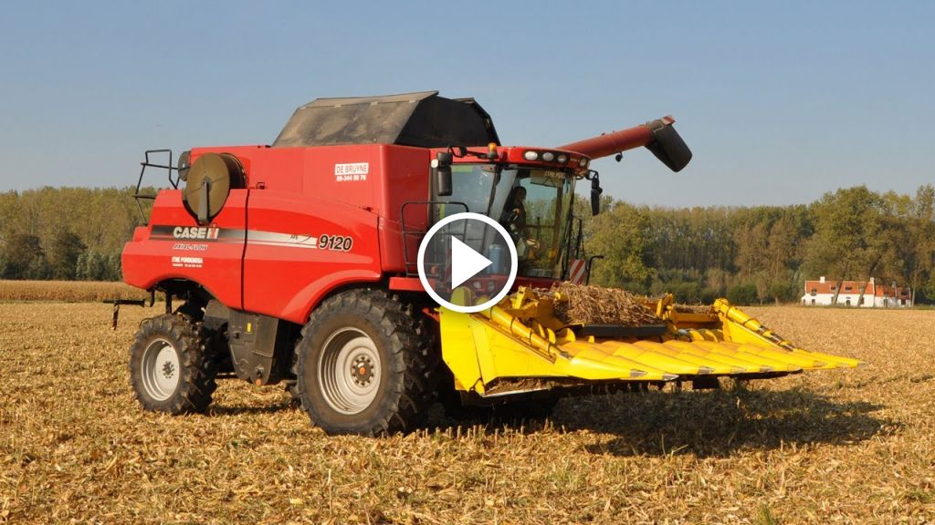 Video Case IH Axial Flow 9120