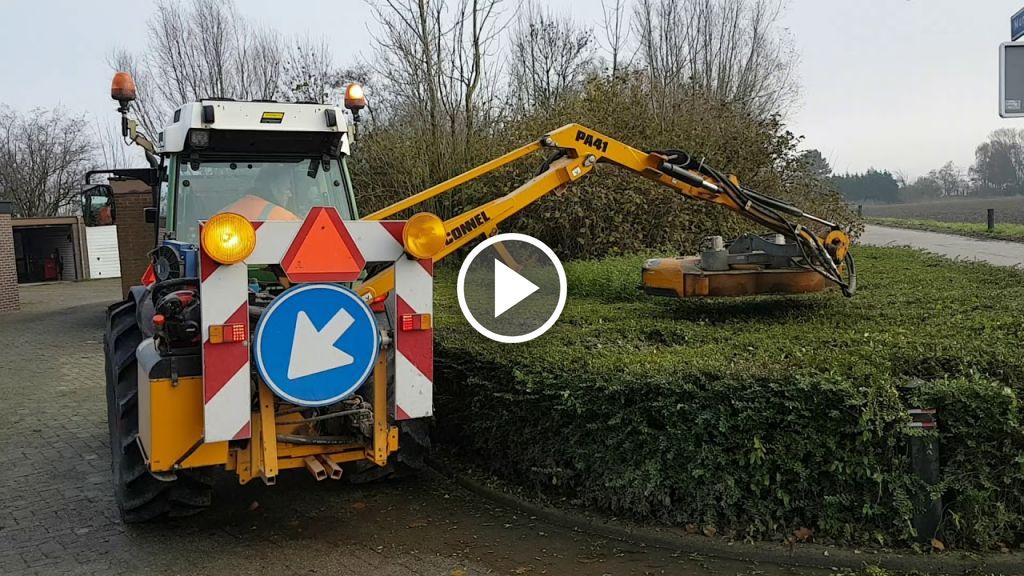 Video Fendt 208 F Vario