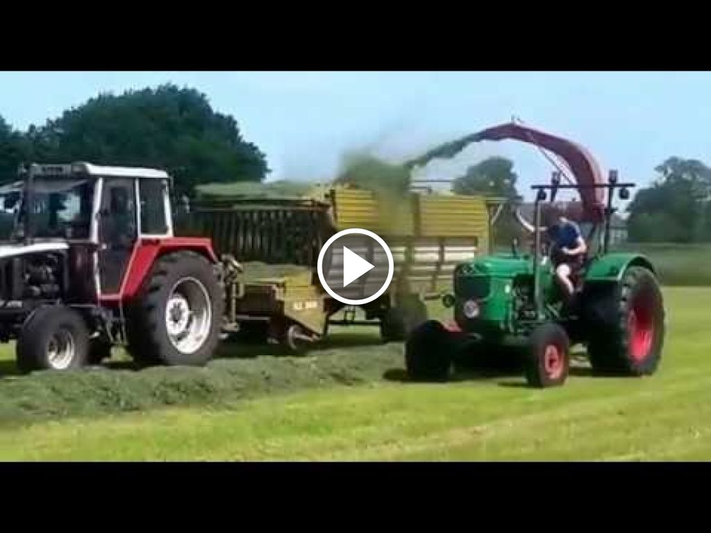 Video Deutz-Fahr D 6007