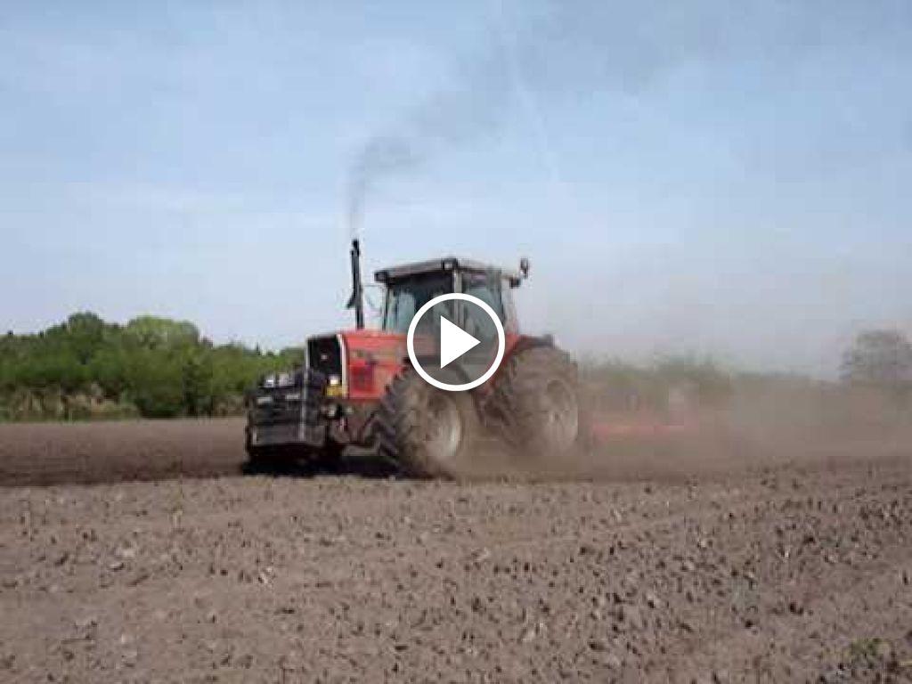 Vidéo Massey Ferguson 3645