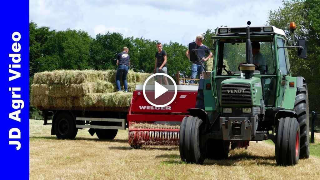 Video Fendt Farmer 308