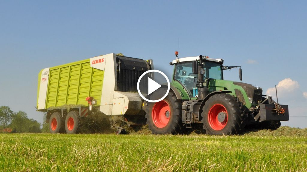 Video Claas Cargos 9500