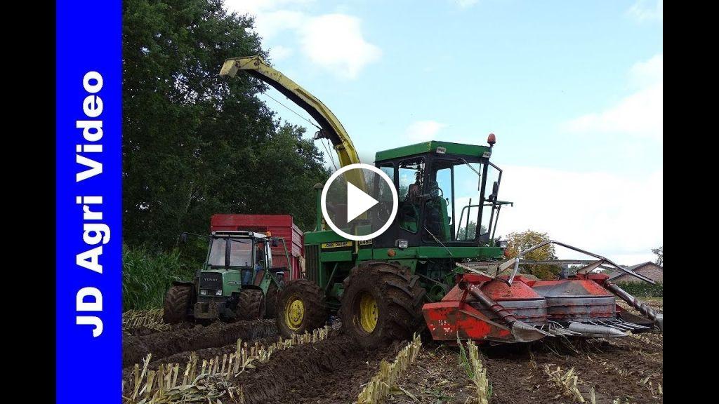 Video John Deere 5460