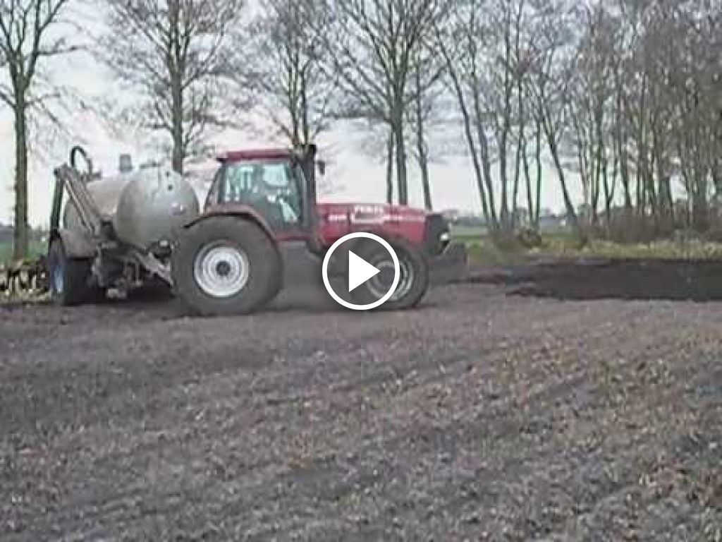 Wideo Case IH MX 240 Magnum