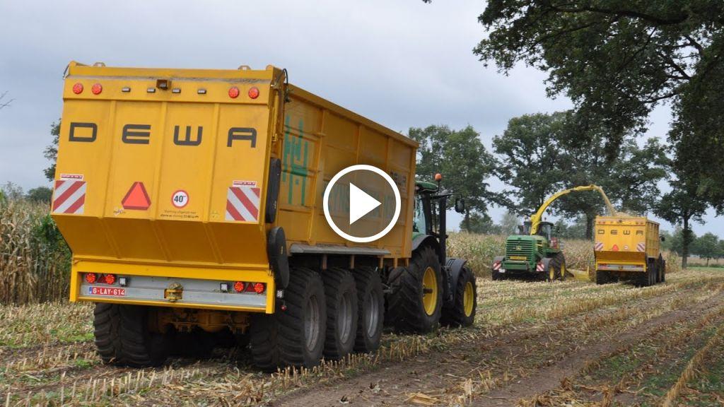 Video John Deere 7780i ProDrive