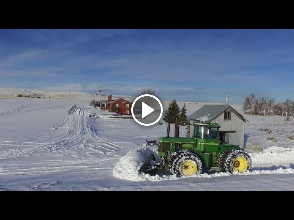 Wideo John Deere 8440