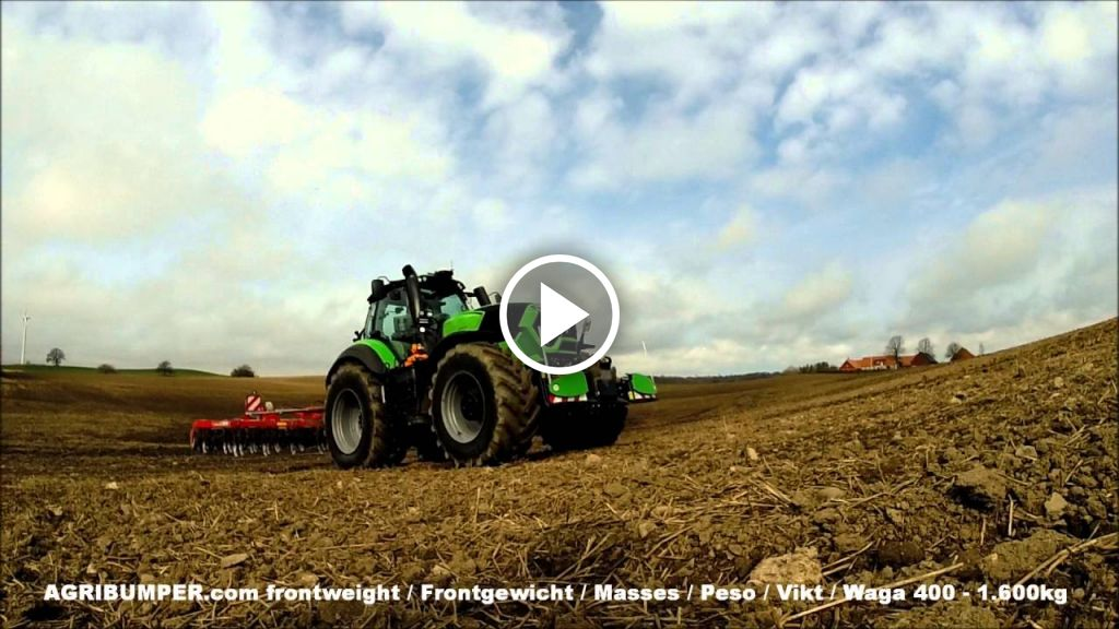 Video Deutz-Fahr 9340 TTV