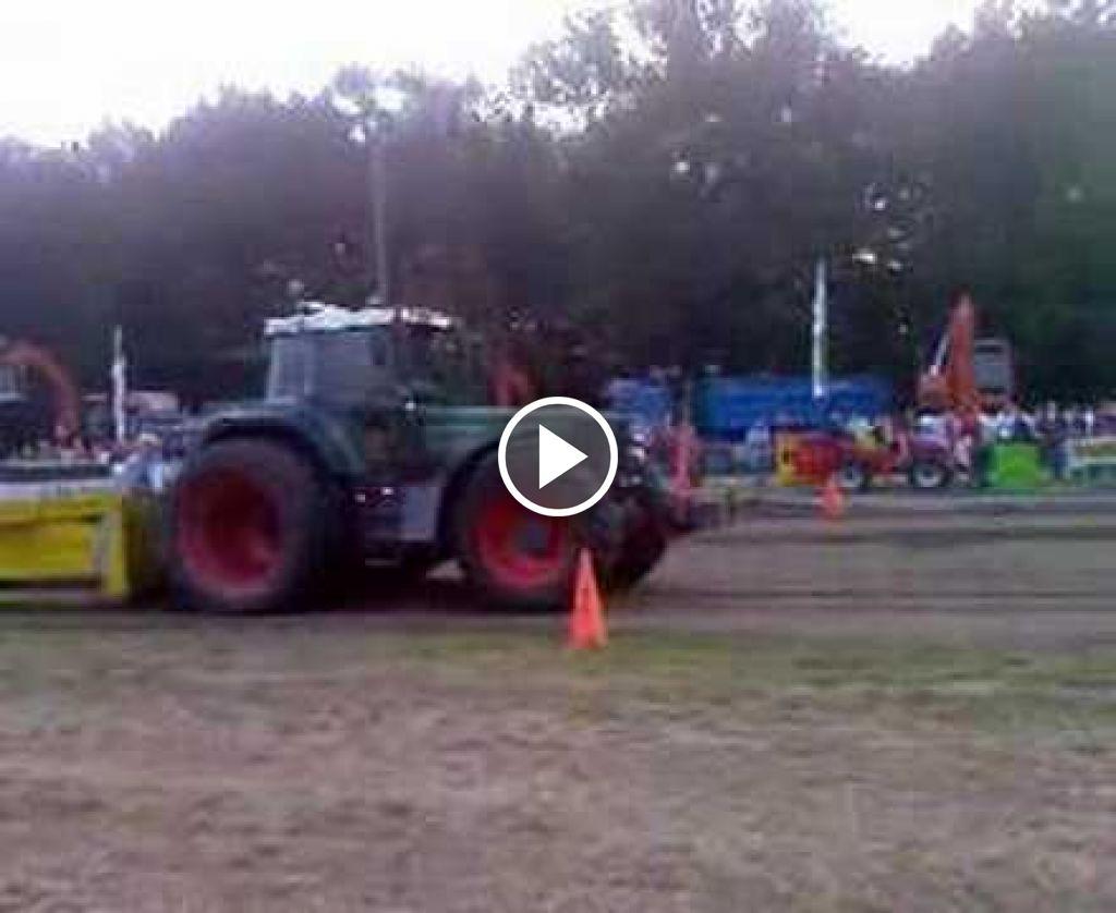 Video Fendt 822