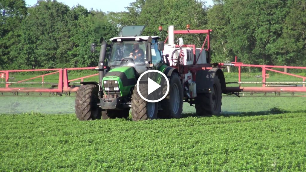Video Deutz-Fahr Agrotron 6.20