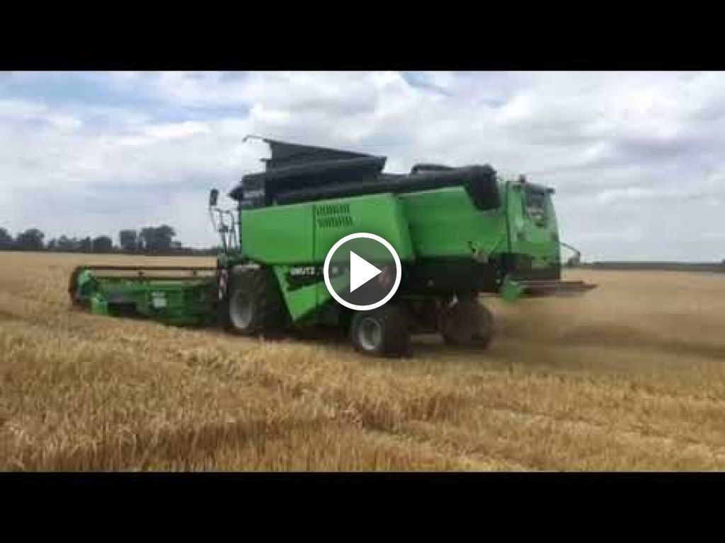 Video Deutz-Fahr 6095 hts