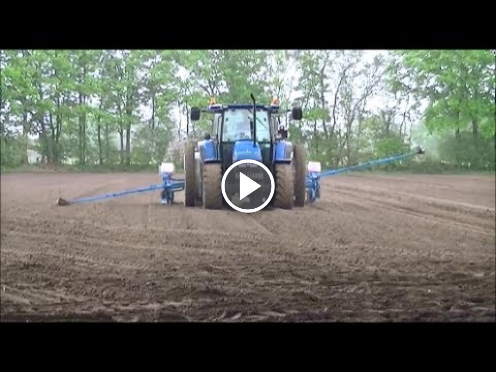 Video New Holland 6635
