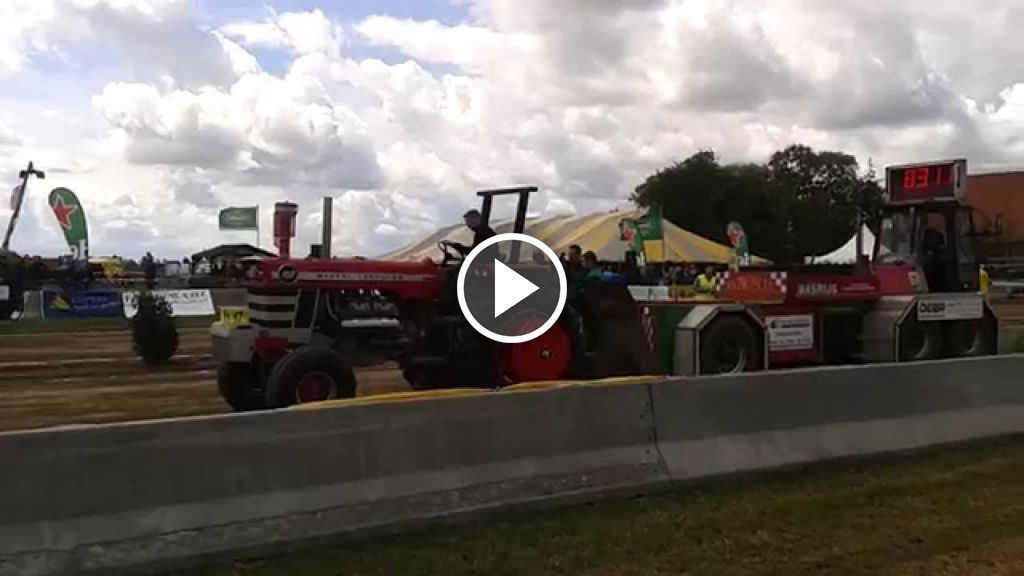 Vidéo Massey Ferguson 1150