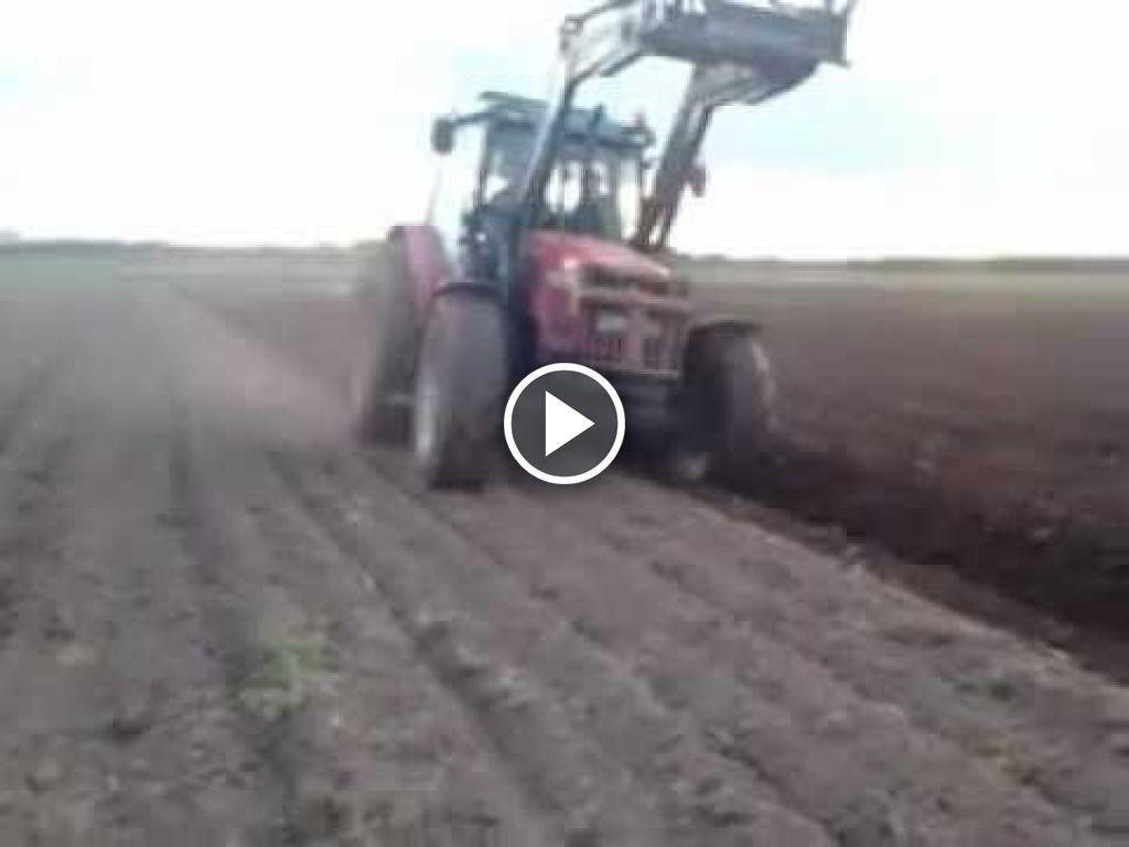 Vidéo Massey Ferguson 4255