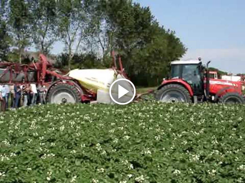 Vidéo Massey Ferguson 7465