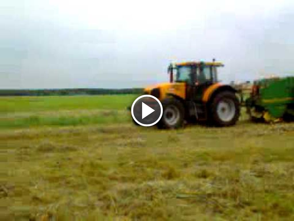 Vidéo Renault Ares 816 RZ