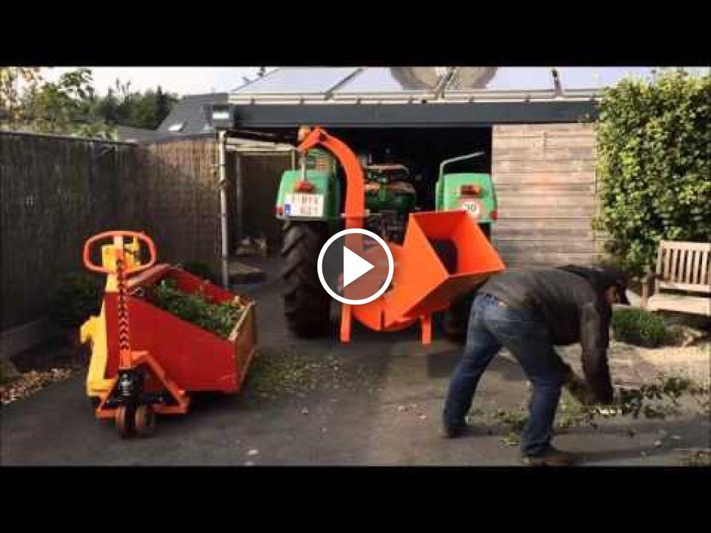 Video Fendt Farmer 3 S